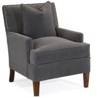 Buy cheap Romantic Fabric Hotel Furniture Set Chair With Wood Legs Hospitality Style product