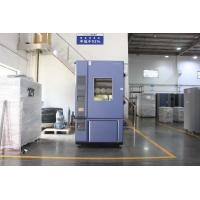 Buy cheap 3 Phase Thermal Shock Test Chamber , Temperature Testing Equipment For Plastic product