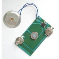 China Custom audio recording Recordable Sound Module buttons with pull-tab switch on sale