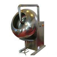 Buy cheap Nut Shape Film Tablet Coating Machine 0.75Kw Main Motor With Large Capacity product
