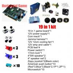 Buy cheap 19 in 1 ICADE Jamma Kit(Horizontal) product