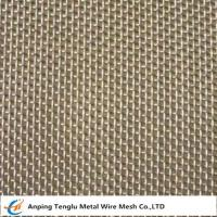Buy cheap Stainless Steel Screen Mesh |by Stainless Steel Wire for Sieving Filter product