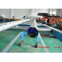 Buy cheap Drain Pipe Metal Roll Forming Machines / Rain Gutter Machine Rainspout Elbow Making Equipment from wholesalers