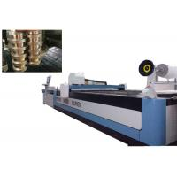 China Straight Knife Electric Fabric Cutting Machine For Home Use Blue Color wholesale