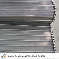 Buy cheap Flat Spiral Conveyor Belt/Spiral Wire Belting for Food Industry product