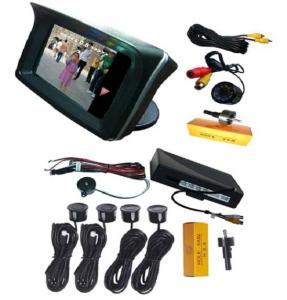 Buy cheap Mesa sistema video del sensor del aparcamiento de la visión del monitor TFT de 2,3 pulgadas product