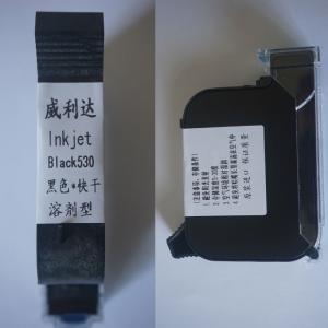 Cartucho de tinta del chorro de tinta del reemplazo/solvente para la impresión industrial