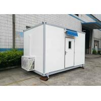 Buy cheap Custom Outdoor Equipment Shelters FRP Container 20ft 40ft Multistory With Split AC product