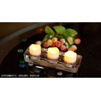 China Battery Operated LED Tealight Candle flickering,fancy led votive candle tealight on sale