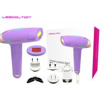 China Lescolton T009s Ipl Laser Hair Removal Machine 2 In 1 Epilator 22.9*19.1*9.3cm on sale