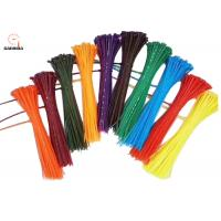 Buy cheap Colorful Outdoor Camping Tools Nylon Cable Tie Easy To Handle And Locks product