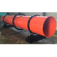 Buy cheap Rotary Drum Dryer for Large Biomass Briquetting and Pelletizing Plant product