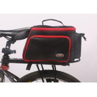 Buy cheap Professional 10L Mountain Bike Bag / Bike Rack Bag OEM / ODM Available product