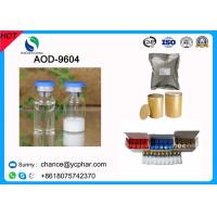 Buy cheap Peptide Hormones Aod 9604/ Aod-9604 Anti-Obesity Aod9604 for Weight Loss 5mg/Vial for Muscle Growthing product