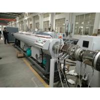 China SJZ Series Conic Dual Screw Extruder PVC Drain Water Pipe Extrusion Machine on sale