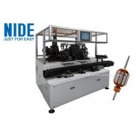 Buy cheap High precision Armature Automatic Dynamic Balancing Equipment Machine With PLC control product