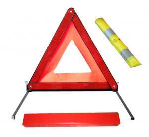 Buy cheap 43*43*43の三角形のABS/ポリ塩化ビニールとしての警告の道路の安全プロダクトJD5088kit-2、 product