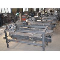 Buy cheap Commercial Nut Processing Machine / Almond Shell Cracking Machine OEM Service product