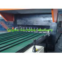 China 6-50mm Thickness Insulation Sheet  Pipe Rubber Foam Machine With CE Certificated wholesale