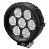 China super high power 6inch 70watt heavy duty led driving headlight wholesale