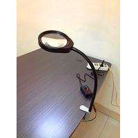 China New Design Multi-functional clamp type with LED light magnifier on sale