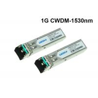 CWDM-SFP-1530 Cisco 1.25Gbps CWDM SFP Module 1530nm 80km optical transceiver