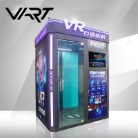 Buy cheap High Profit VR Arcade Machines / Virtual Reality Simulator With HTC VR Game from wholesalers