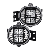 Buy cheap Double Reflector 70W Automotive Led Work Light DRL For Dodge Ram Durango product