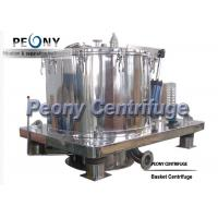 Buy cheap Pharmaceutical Centrifuge Filtering Equipment from wholesalers
