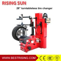 Buy cheap CE approved Full automatic leverless used automobile tire changer machine for 30inch rim product
