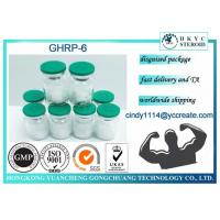 Buy cheap GHRP6 Human Growth Peptides Steroids Ghrp 6 87616-84-0 for Muscle Gaining product