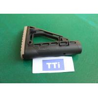 Buy cheap Single cavity High precision Plastic Injection Molded Parts Weapon / Gun Cover Products product