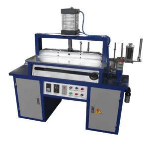 Buy cheap Back-Bone Hot Stamping Machine product