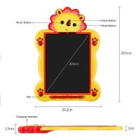 China Eco-friendly paperless home school office kids LCD small blackboard LCD writing borad on sale