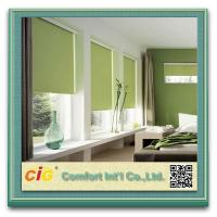 Buy cheap Sunscreen Home Textile Fabric , Printed Curtain Blackout Roller Blinds product