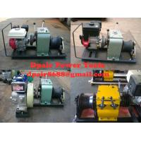 Buy cheap Cable Drum Winch,Cable pulling winch product