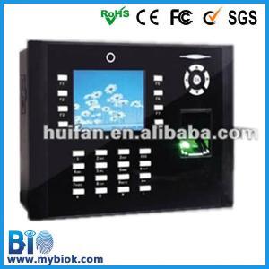 Buy cheap Construido en el dispositivo independiente Bio-Iclock600 de la atención del tiempo del lector del Campana-Scheduling product