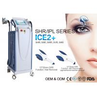 Buy cheap Ice Shr Multifunctional 3500W IPL Laser Equipment For Shr Ipl Hair Removal from wholesalers