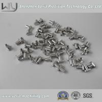 China Precision OEM Stainless Steel CNC Lathe Turning Parts /CNC Machining Part Diameter 7mm on sale