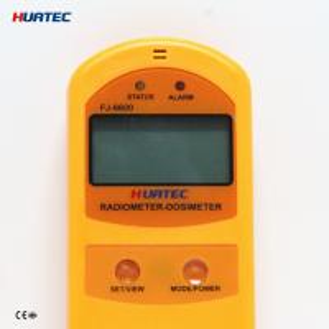 Buy cheap Radiação de superfície, o macio e o duro do β do radiómetro do dosímetro FJ-6600 from wholesalers