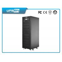 Buy cheap 3 Phase +N+PE 380/400/415Vac Online High Frequency UPS Power Supply For Bank product