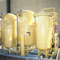 China 90-95% Purity Psa Oxygen Plant Small Footprint With 0.1-0.4Mpa Pressure Adjustable on sale