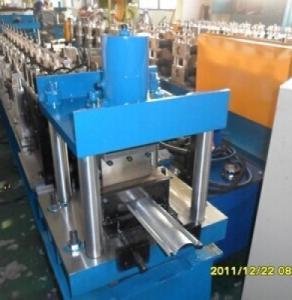Buy cheap 機械、Rollform冷たい装置を形作る金属シャッター ドア ロール product