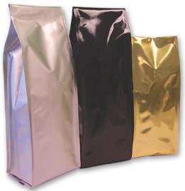 Buy cheap Bolsos de empaquetado de la hoja lateral derecha del escudete para el café product