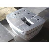 Buy cheap 3mm Thickness Custom Machined Parts , HV Equipment Cnc Milling Machine Parts from wholesalers