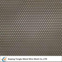 Buy cheap Stainless Steel 304 Perforated Metal  Staggered and Square type 2.5x1.25m product