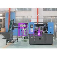 China 2L 2000BPH Carbonated Bottle Blow Molding Machine Double Cavity Automatic wholesale