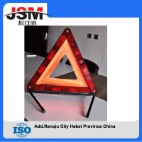 China Safety Warning Triangle Reflector 17 Inch Emergency Road Flasher from China on sale