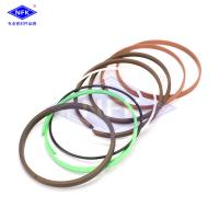 Buy cheap JCB JS220LC Excavator Seal Kit , Polyurethane Wiper Seal For Hydraulic Cylinder product