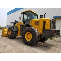 Buy cheap 5 ton wheel loader heavy equipment dump truck ISO9001 Certification product